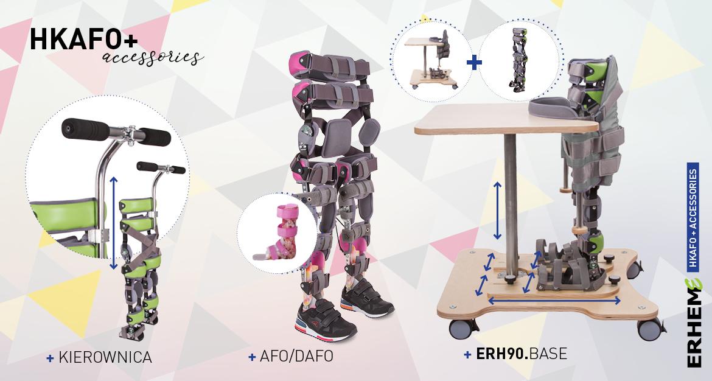 HKAFO + accessories