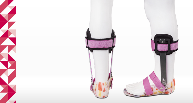 ERH 71 Ortho Sleeve apparatus for crus with sandal
