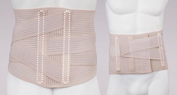 ERH 37 Sacro-lumbal belt, REHAortho series