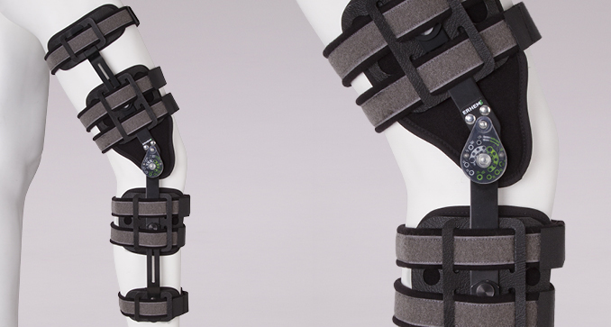 ERH 43 Universal/ Open modular knee apparatus, REHAortho series