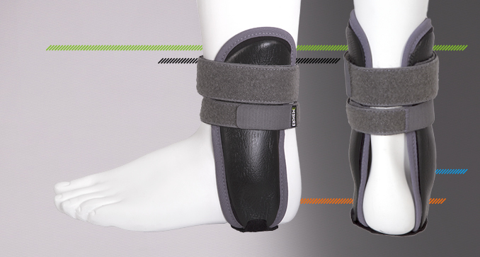 ERH 49/2 Ankle joint brace, REHAproactive series