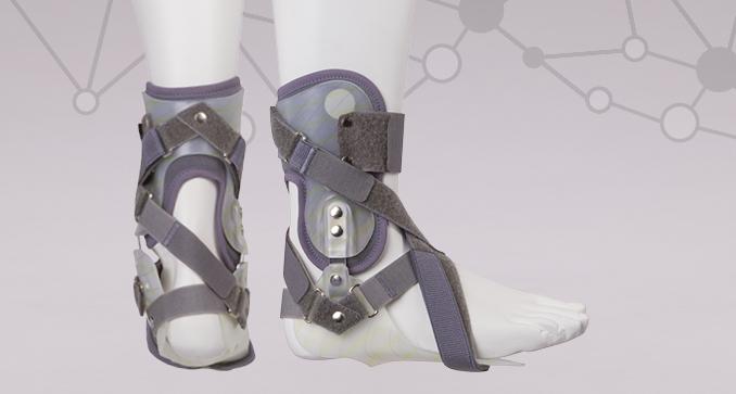 ERH 49/3 Ortho/ Sleeve crus apparatus with sandal