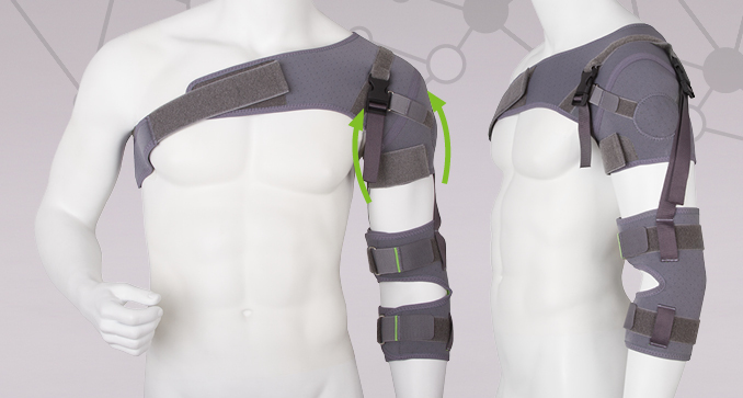 ERH 59/1 Shoulder, arm and forearm apparatus, REHAneuro series