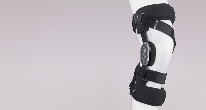 ERH 46/1 Single-splint knee brace