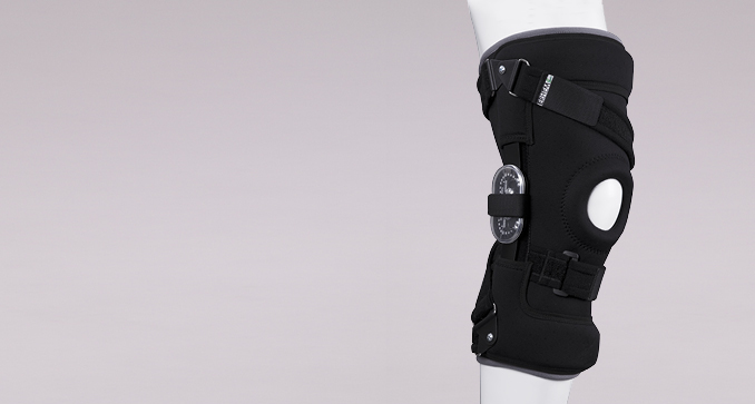 ERH 46 Single-splint knee brace