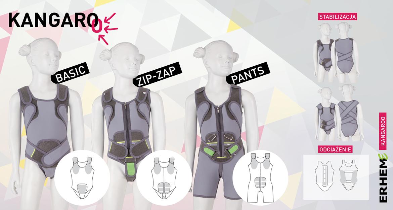 KANGAROO Dynamiczny stabilizator posturalny